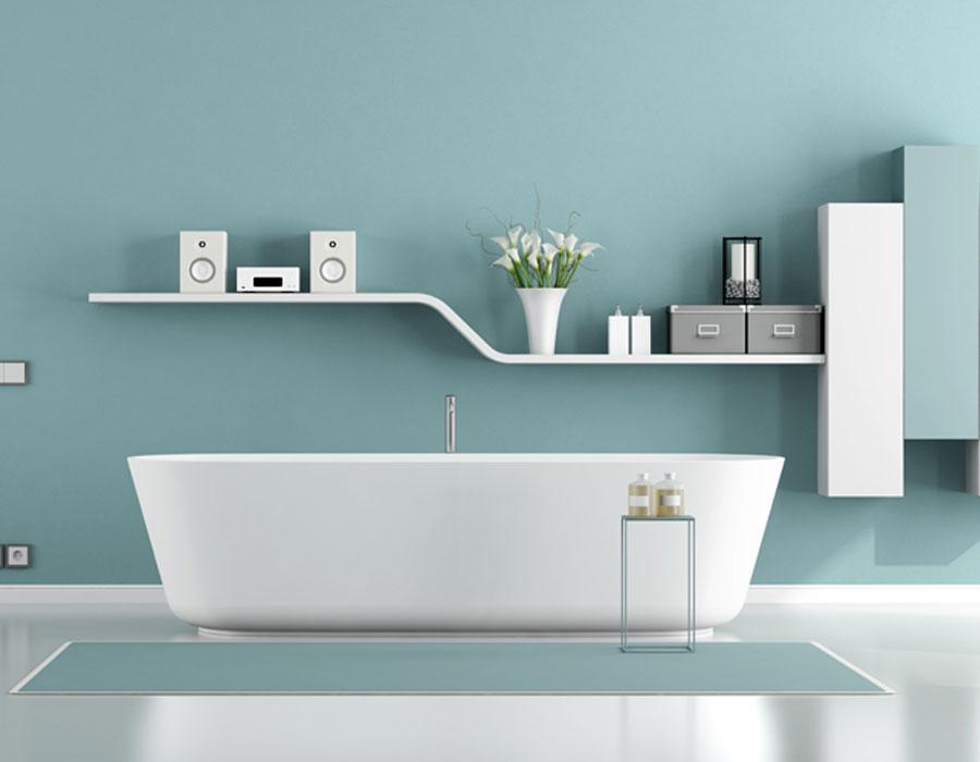 Badkamer vloeren - multifloors.be